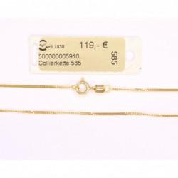 Collierkette 585