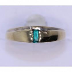 Ring 333 Smaragd bicolor...