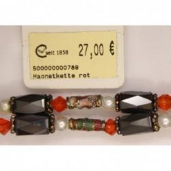 Magnetkette rot