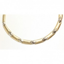Collier 585 Gold massiv...