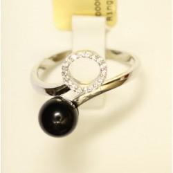 Ring 925 Silber rhodiniert...