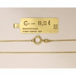 Anker-Kette 333 Gold...