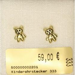 Kinderohrstecker 333 Gold...