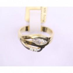 Ring 925 Silber vergoldet...
