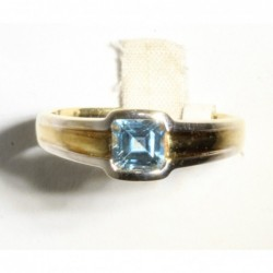 Ring 333 Blautopas bicolor...